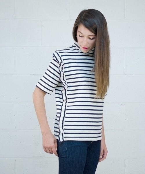 • Iconic top shop online - sailor - canonblanc | ello