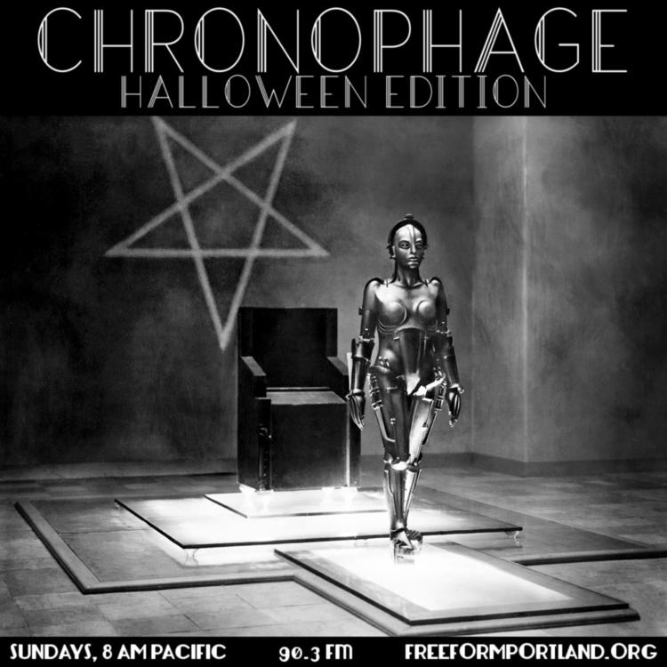 cross Chronophage Halloween? Fi - swintronix   ello