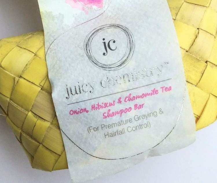 Detailed Info Juicy Chemistry O - shanayajoshi143 | ello