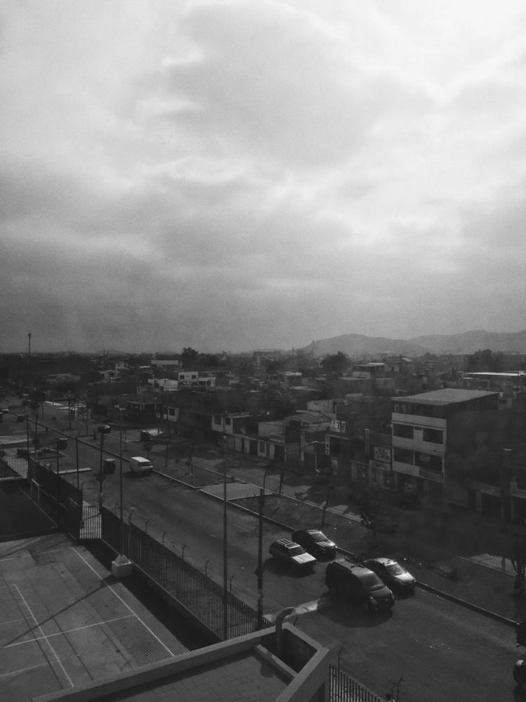 Sky city 2 photography - perspective - paulomartinez | ello