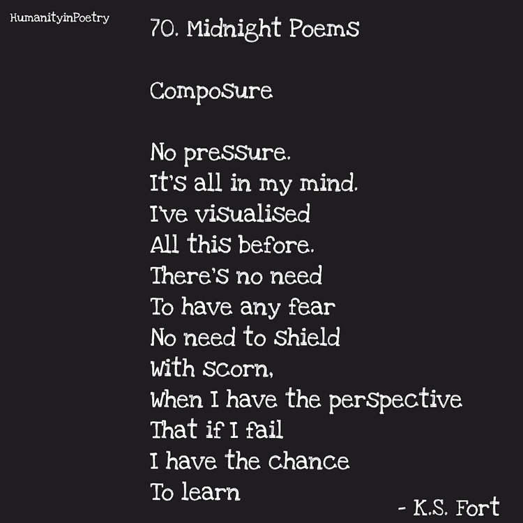 "Link Poem, "" Composure "": downl - humanityinpoetry 