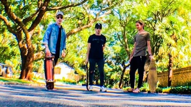 boys - skate, skating, cruising - deankoonin | ello