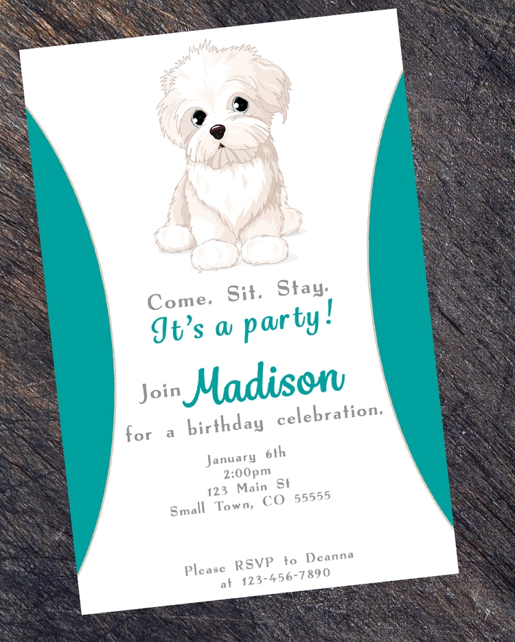 party, kids, invitation - deegibbons | ello