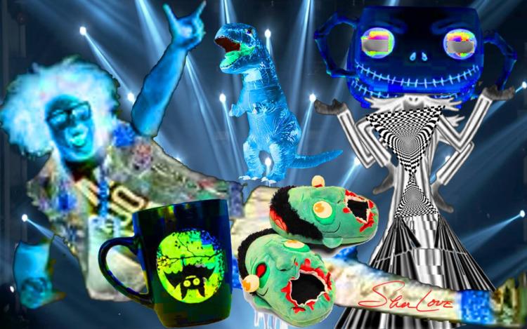 Vortex Party Rockin' ~ Sher Lov - sherlove | ello
