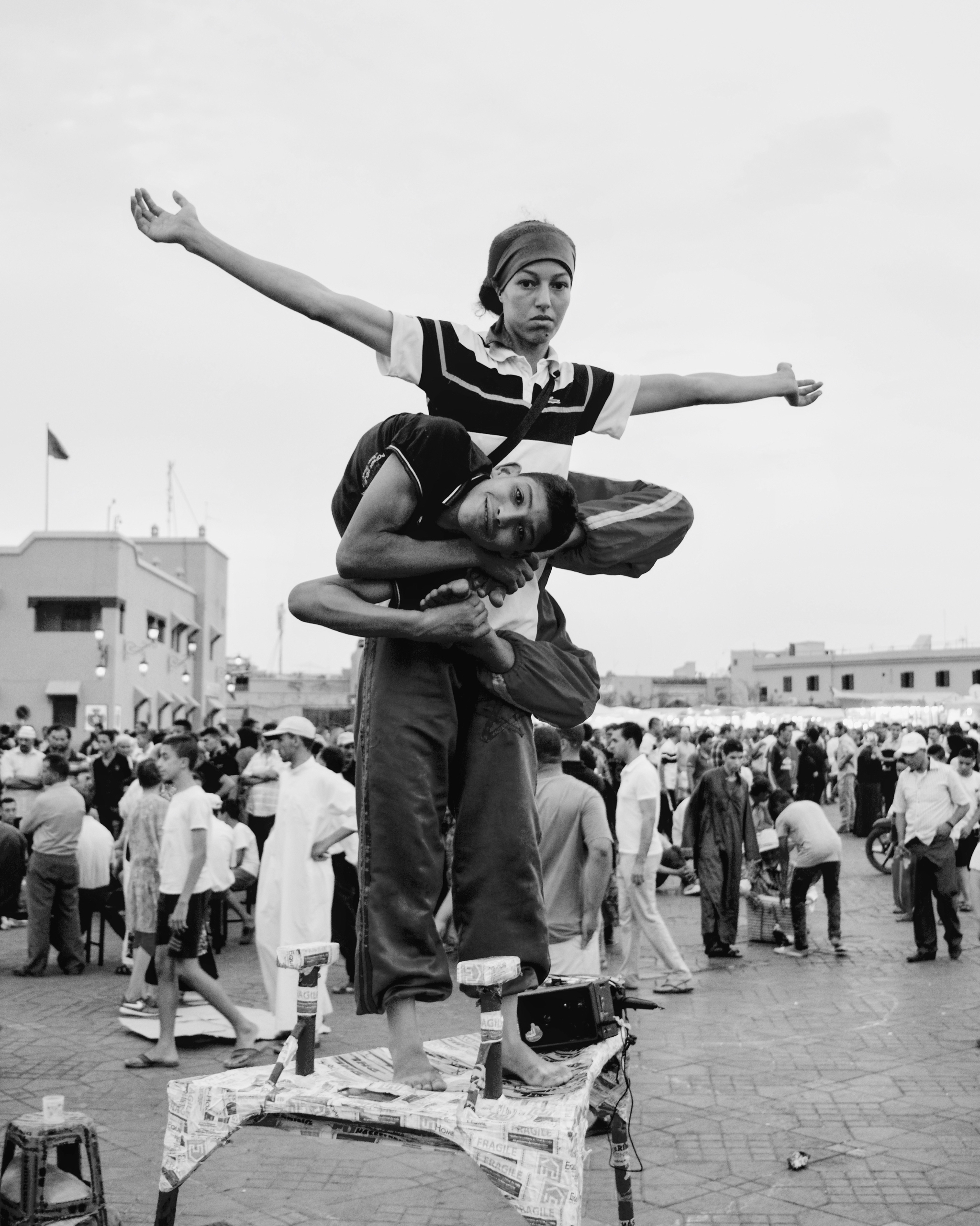 Youth Merrakech, Morocco 2016.  - dainahodgson | ello