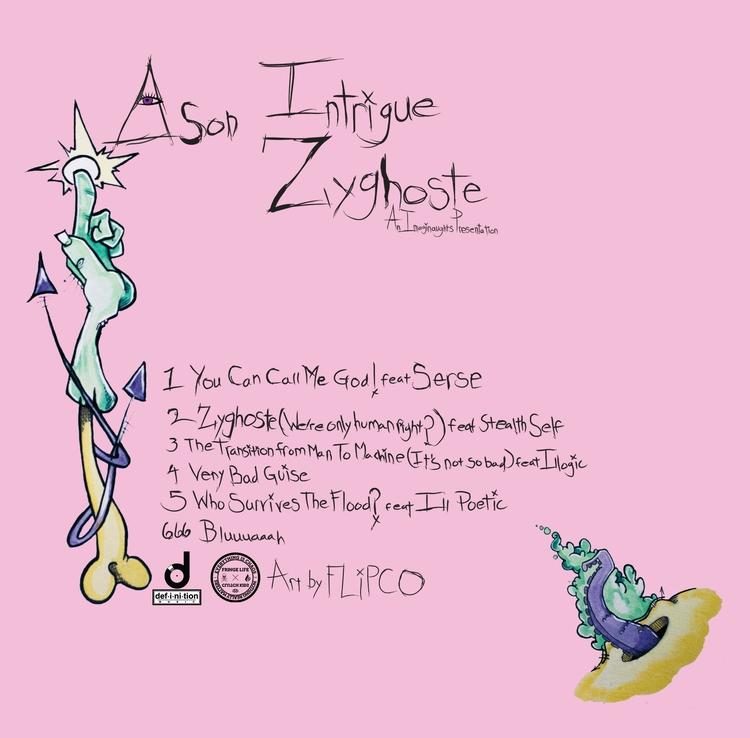 weekend released EP collaborati - asonintrigue   ello