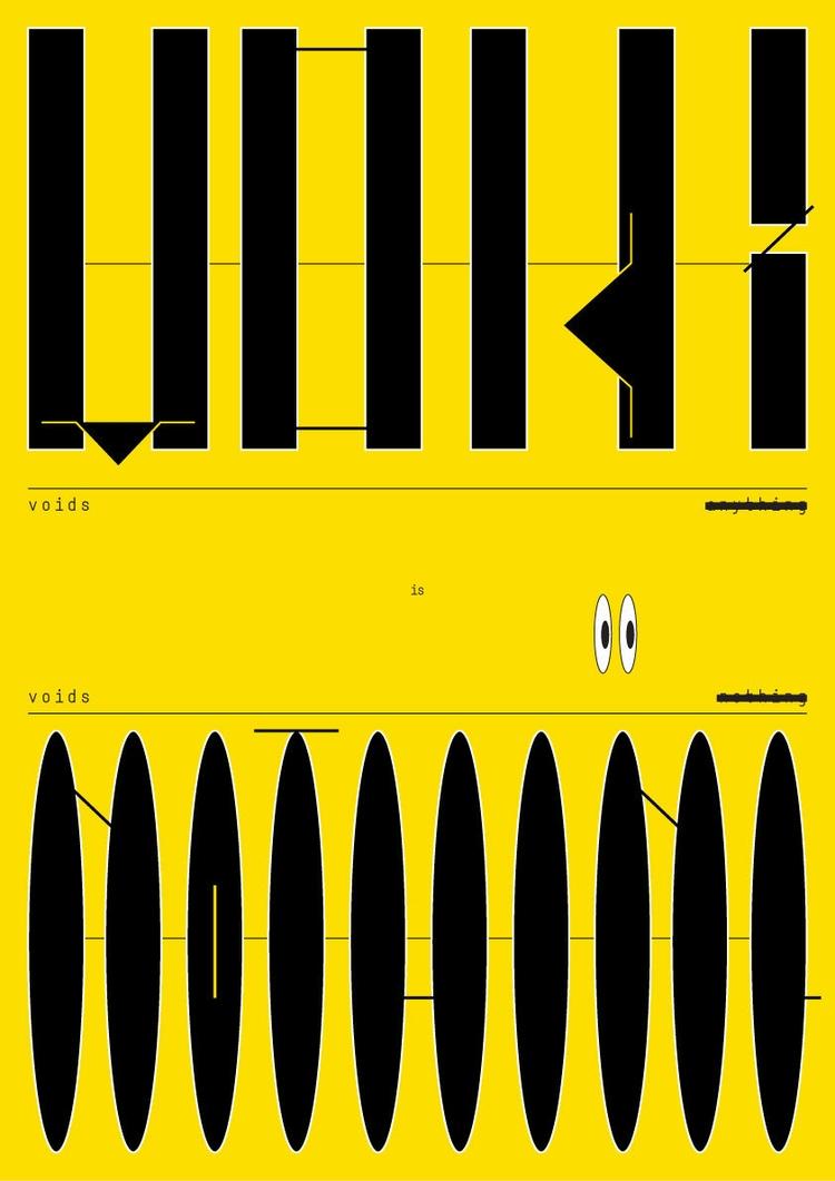 source PosterParty VOIDS (Compl - modernism_is_crap | ello