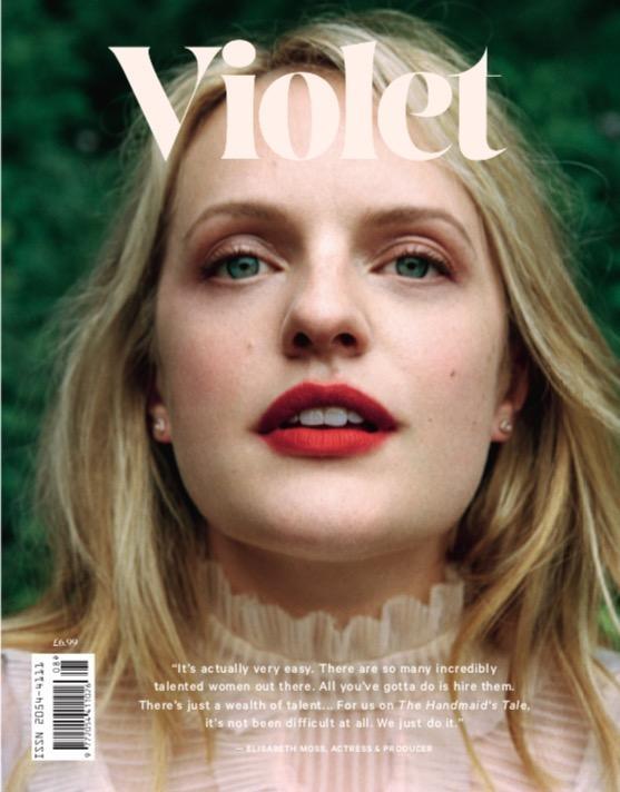 08 leading - Violet, Issue, independent - magazinecafestore   ello