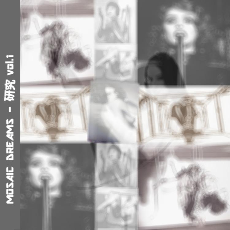 albumcover Mosaic Dreams Ethere - evgthug1 | ello