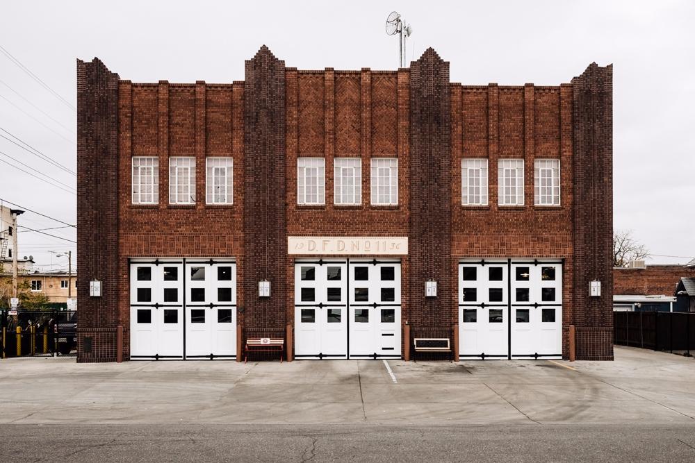 Fire Station 11 Baker - Denver, architecture - cnhphoto | ello