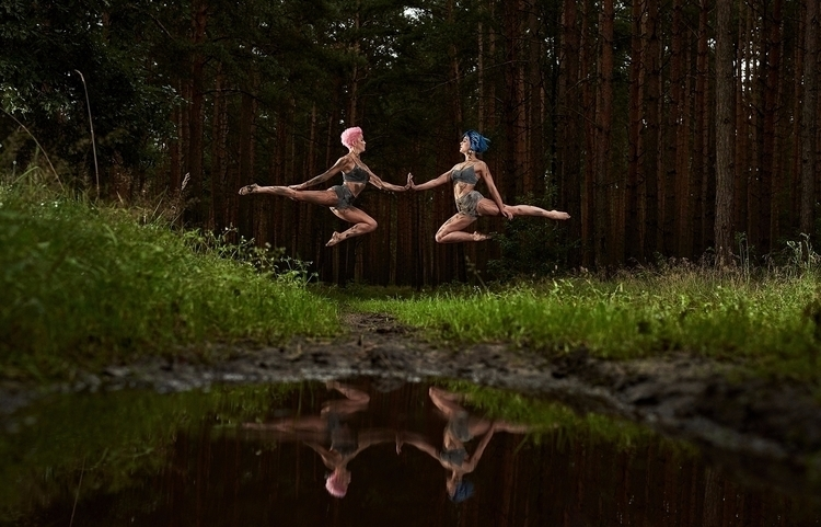 | Reflection nymphs - photography - christopherschmidt | ello