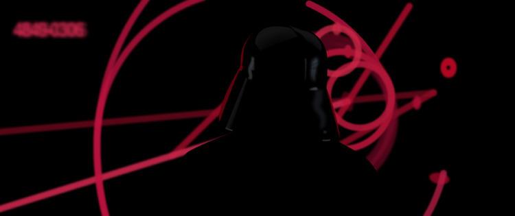 illustration Darth Vader Rogue  - ghanbak | ello