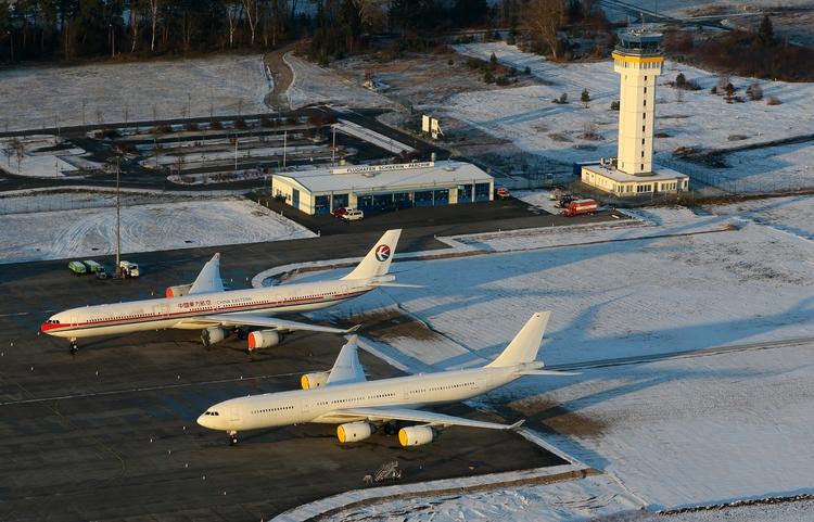 Parchim Airport - mathiasdueber | ello