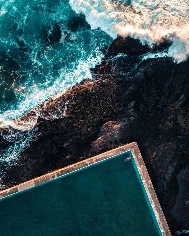 backyard pool - dronetrepreneur | ello
