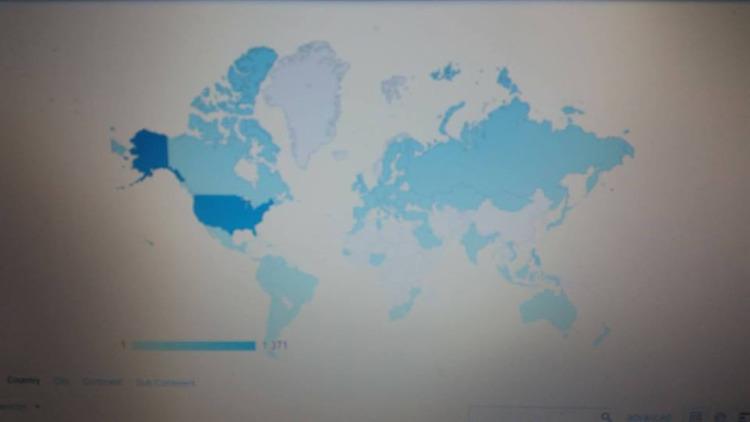 google+ fans blue progression  - edio1 | ello
