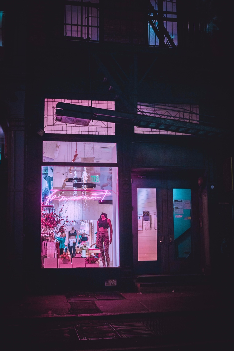 Jessica Jones Vibes - streetphotography - kevindai | ello