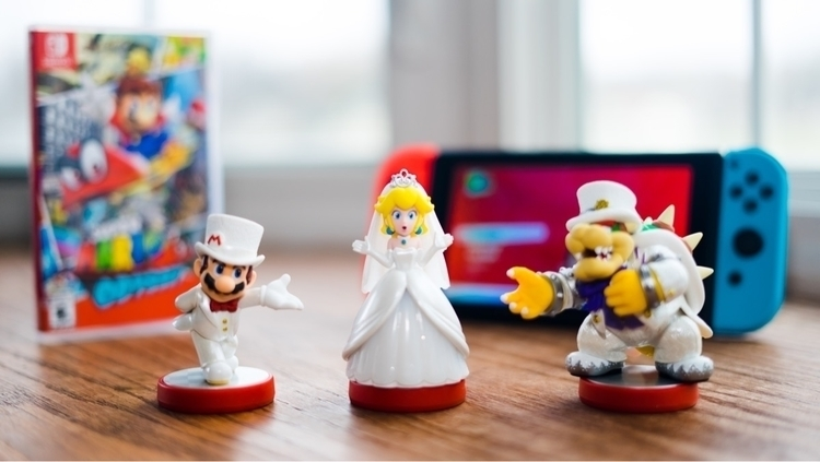 Love details amiibos good camer - haylion | ello