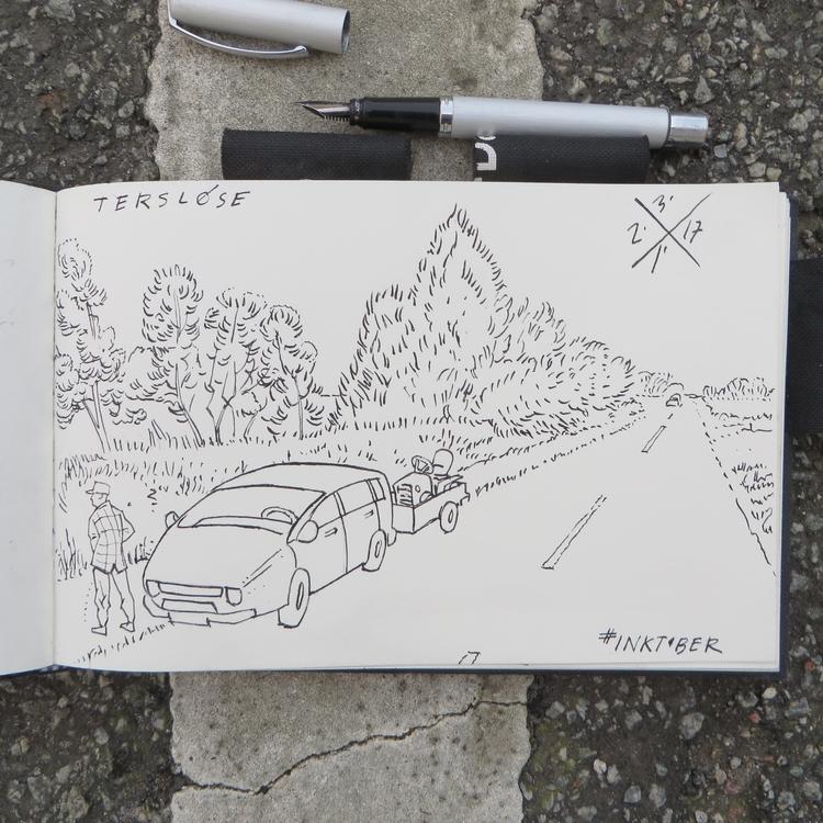 Roadside rest, Tersløse, West Z - mentalhygiejne | ello