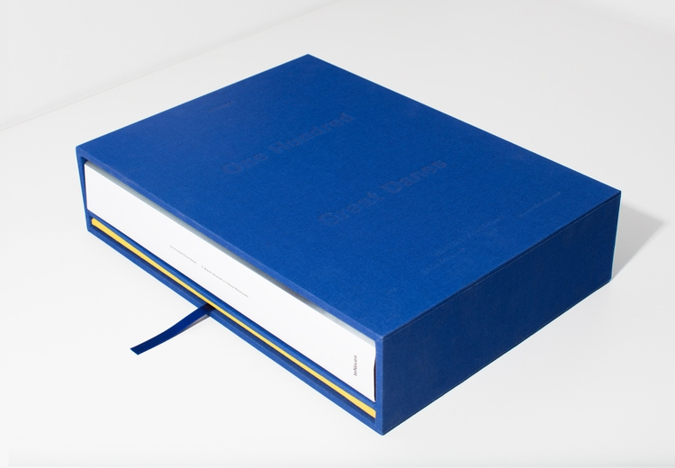 Great Danes — Limited Edition - book - modernism_is_crap | ello