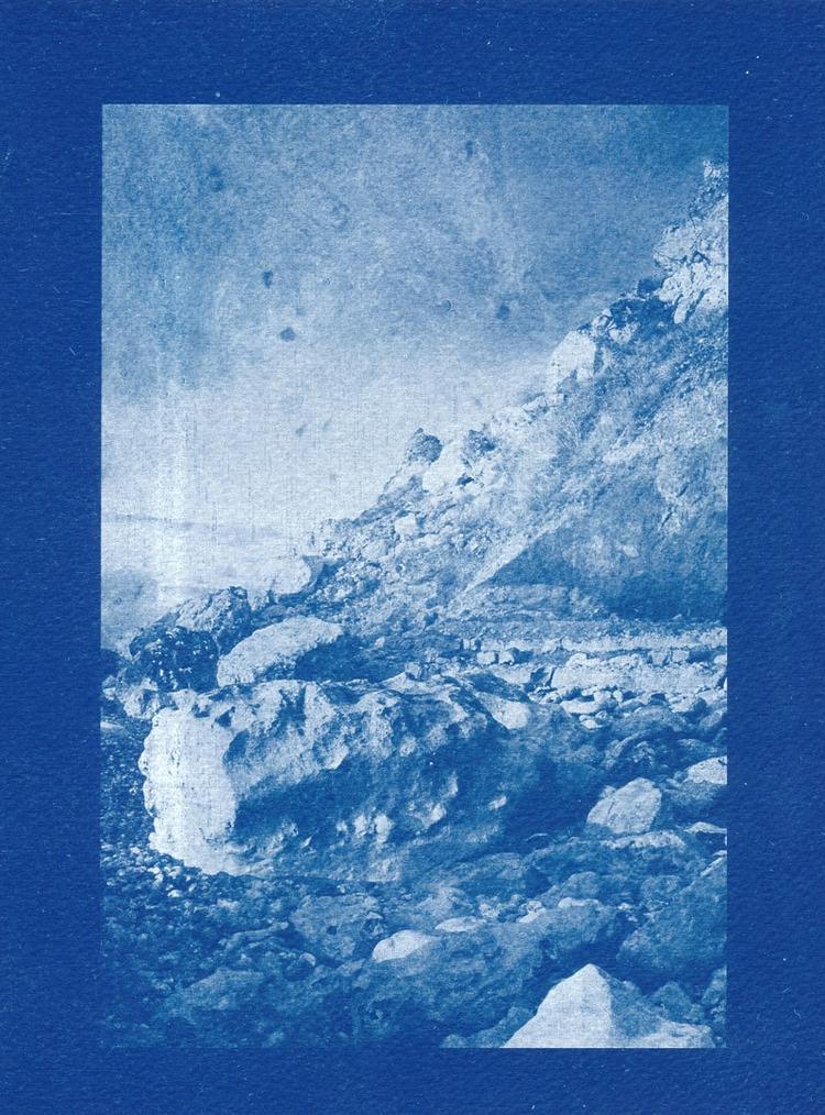 Surface de la Planète, Cyanotyp - modernism_is_crap | ello
