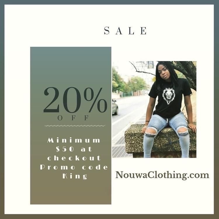 Online Saving Nouwaclothing.com - nouwa   ello