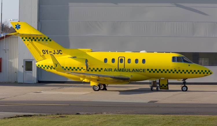 Billund Airport / OY-JJC - mathiasdueber | ello