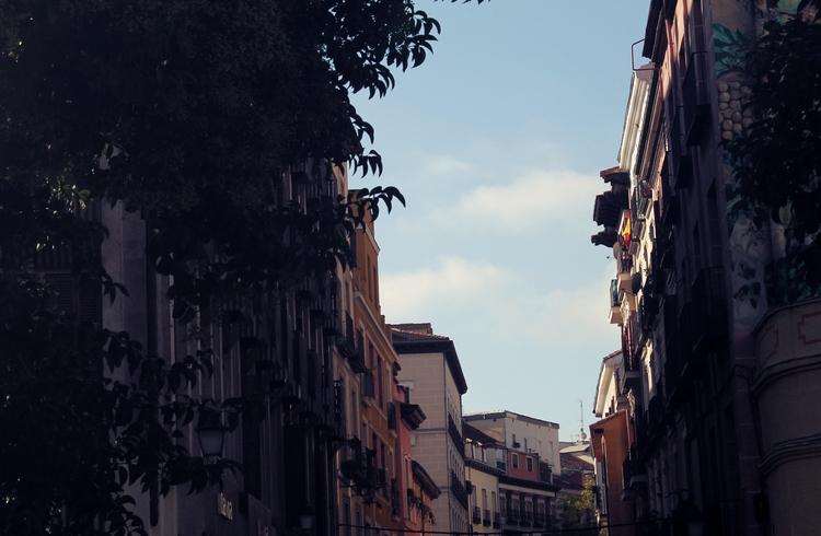 Madrid October Submitted [Desig - cogginsketchbook | ello