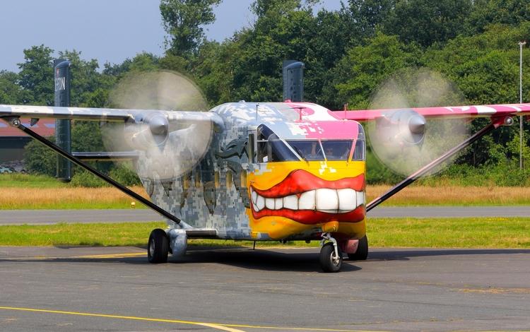 skyvan, aviation_pics, picoftheday - mathiasdueber | ello