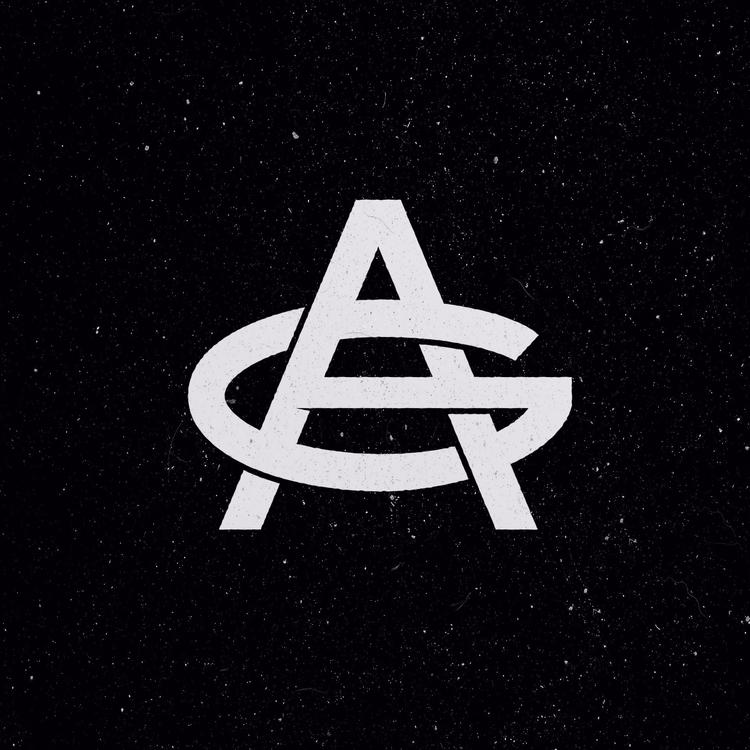 AnibalGarcía - brand, monogram, typography - anibalgarcia | ello