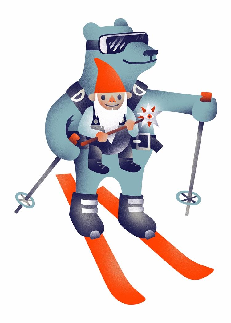 questing jr. mystic gnome ski-f - arenvandenburgh | ello
