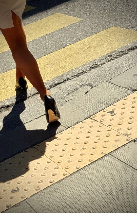 Sunny Autumn, Uptown, Geneva - Legs - ziolele | ello