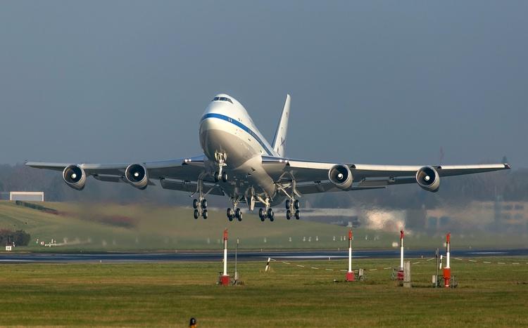 N747NA, NASA, SOFIA, 747, 747SP - mathiasdueber | ello
