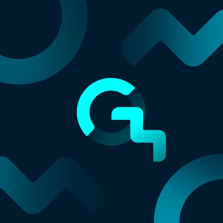 GM symbol - logo, selfbranding, branding - game4d | ello