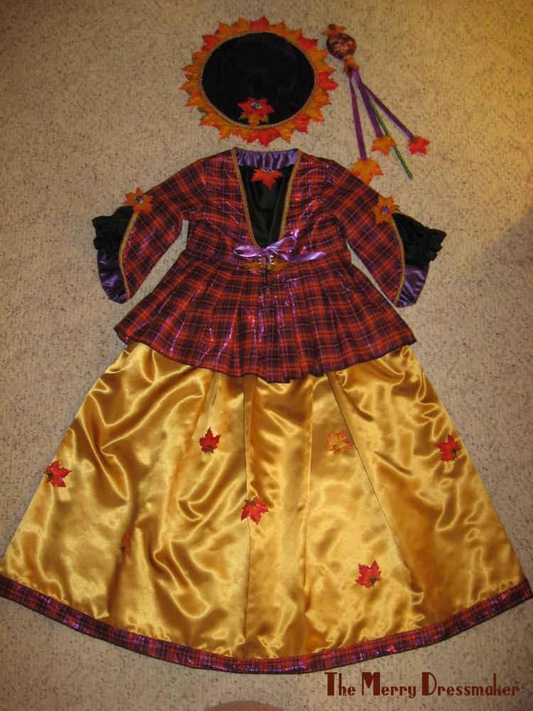 pumpkin faerie costume construc - althornhill | ello