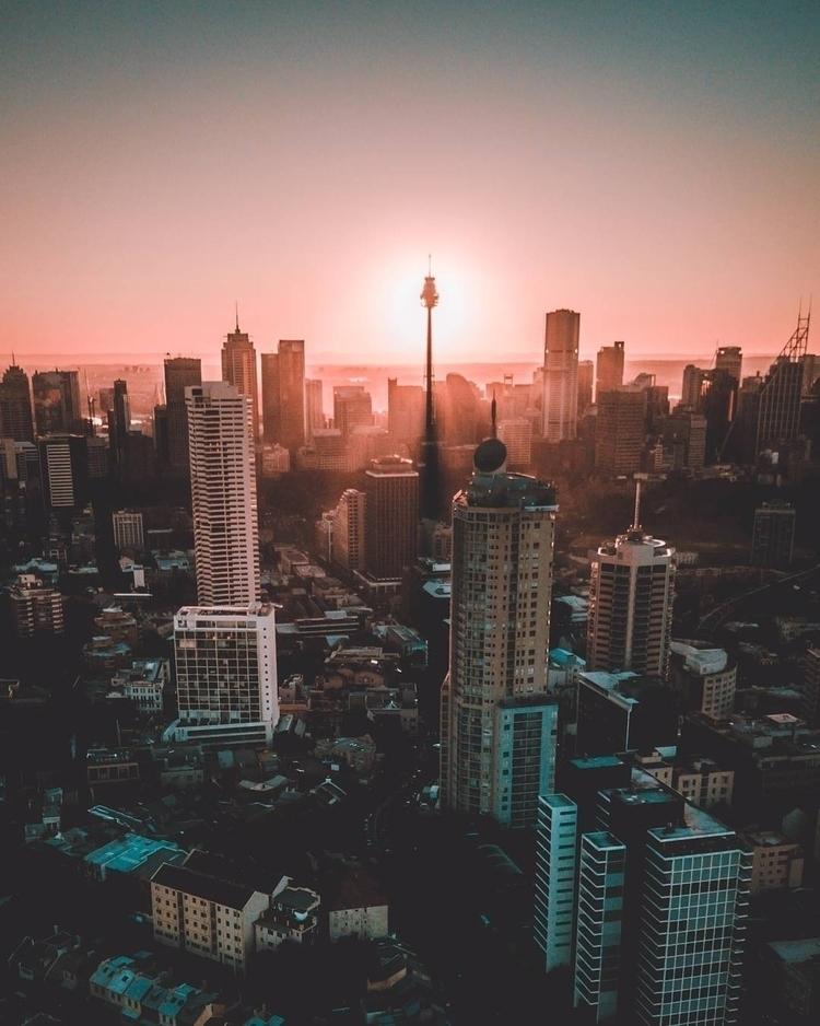 big city life - dronetrepreneur | ello