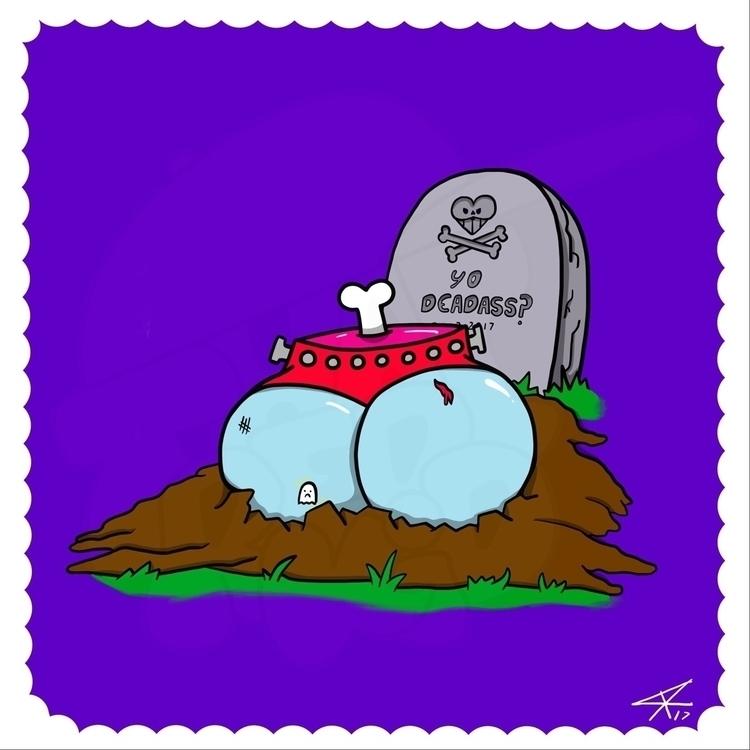 Happy Halloween dat spooky boot - thatredkid | ello