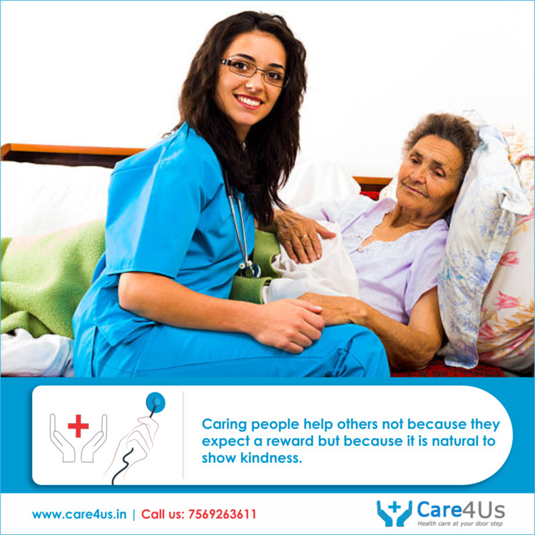 Care4us Hyderabad offers home n - care4us | ello