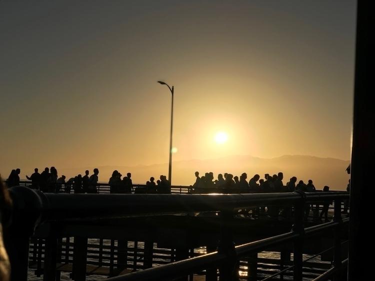 Santa Monica Pier - ref0rmated | ello