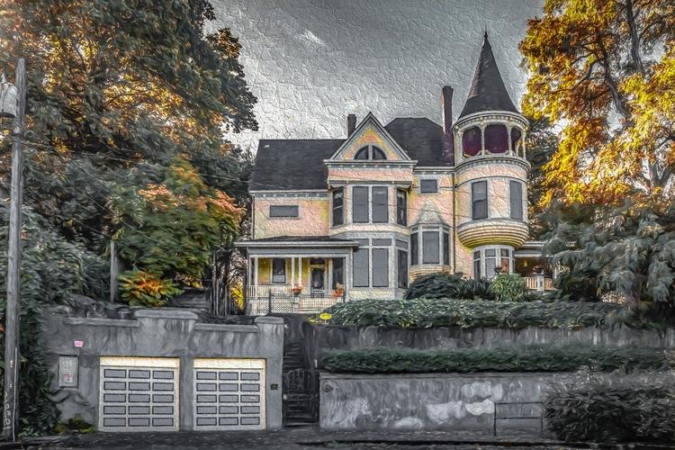 Poulsen House Built 1891 1892 J - davidseibold | ello