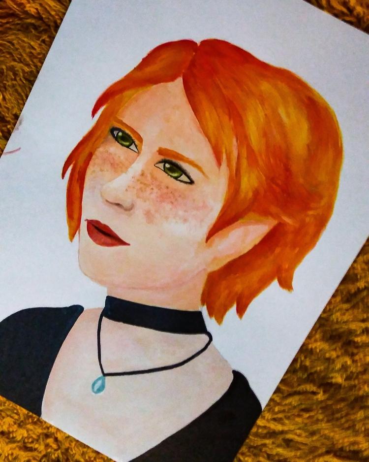 Inkovember, art, draw, sketch - lemmy_ | ello
