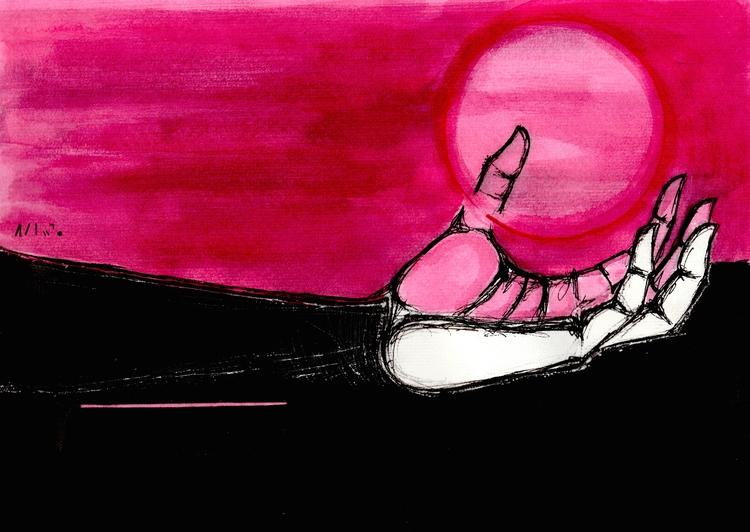 hands story | Night day convinc - amandaobara | ello