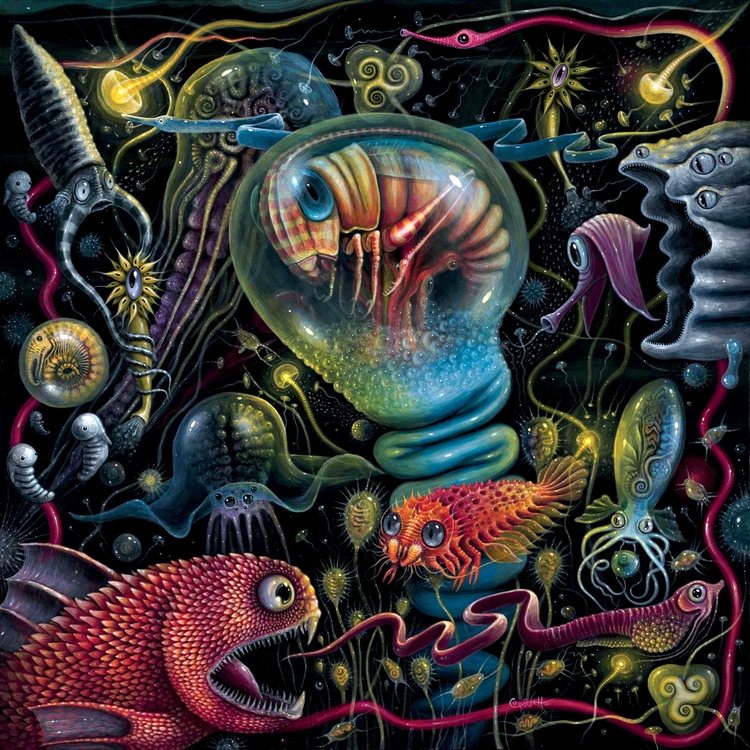 CREATURES LUMINESCENT OCEAN ~ 2 - rsconnett | ello