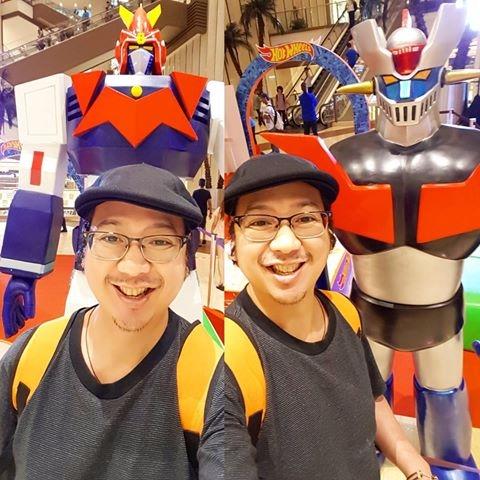 mall Happy Halloween - VoltesV, Robot - vicsimon | ello