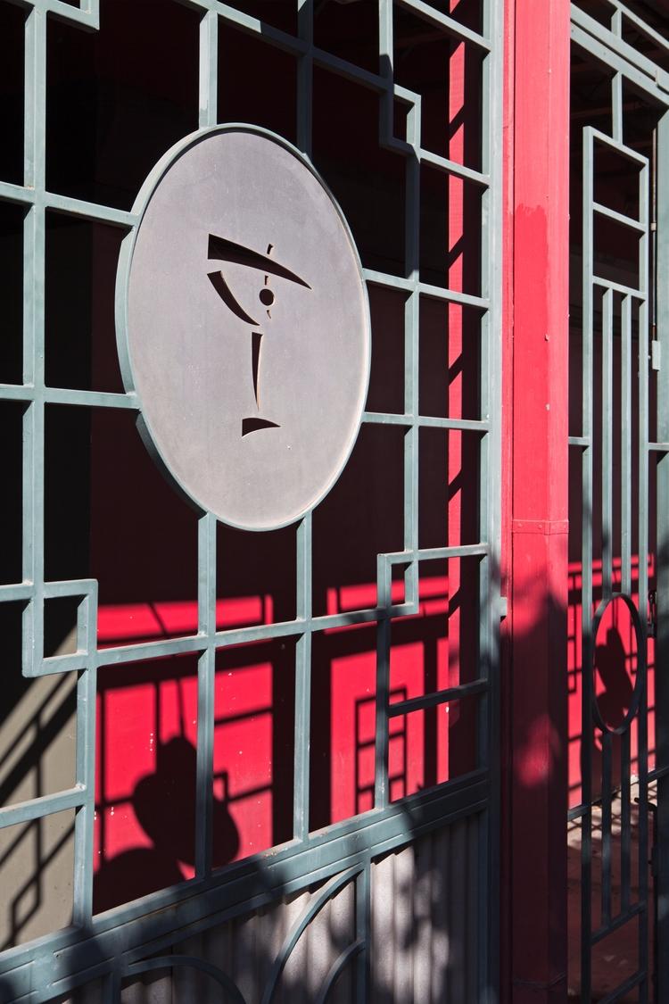 Security Screen, Formosa Cafe,  - odouglas | ello