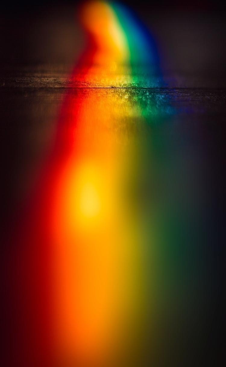 refracted light broken \ pulled - peterkhull | ello