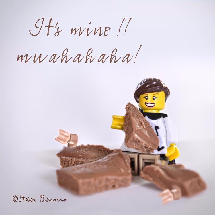 MUAHAHAHAHA - lego, legominifigures - itziarchamorro | ello