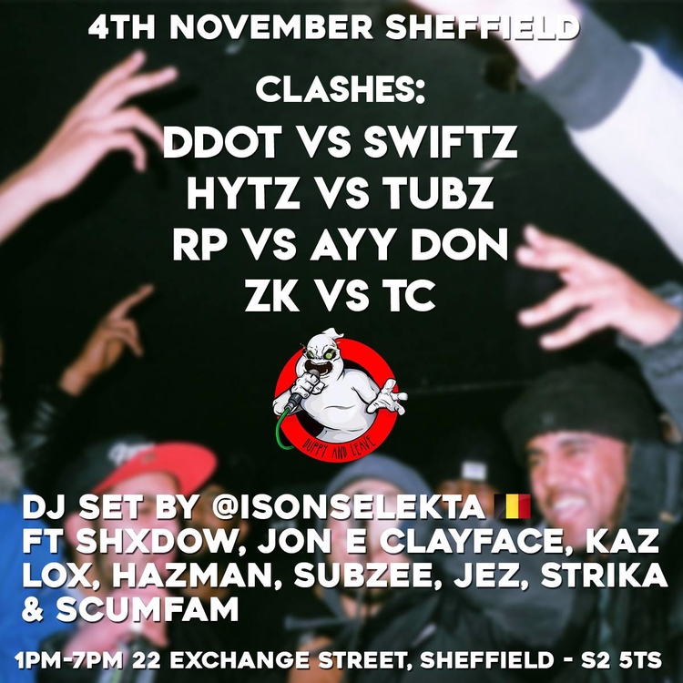 INTERNATIONAL CYPHER Sheffield  - isonselekta | ello