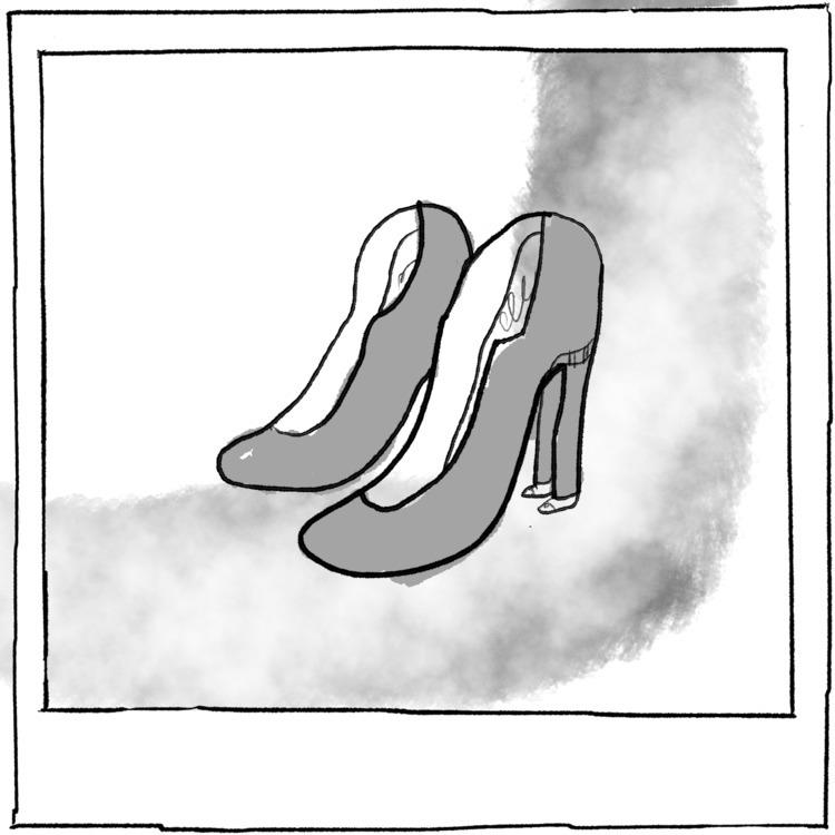 Polaroid - Wear shoes - fineart - agency   ello