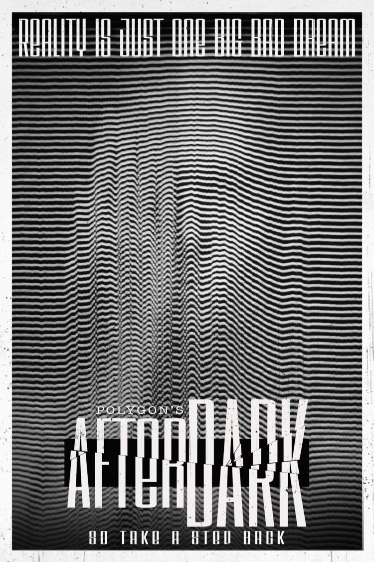 fauxster Dark - newmedia, digitalart - polygon1993 | ello
