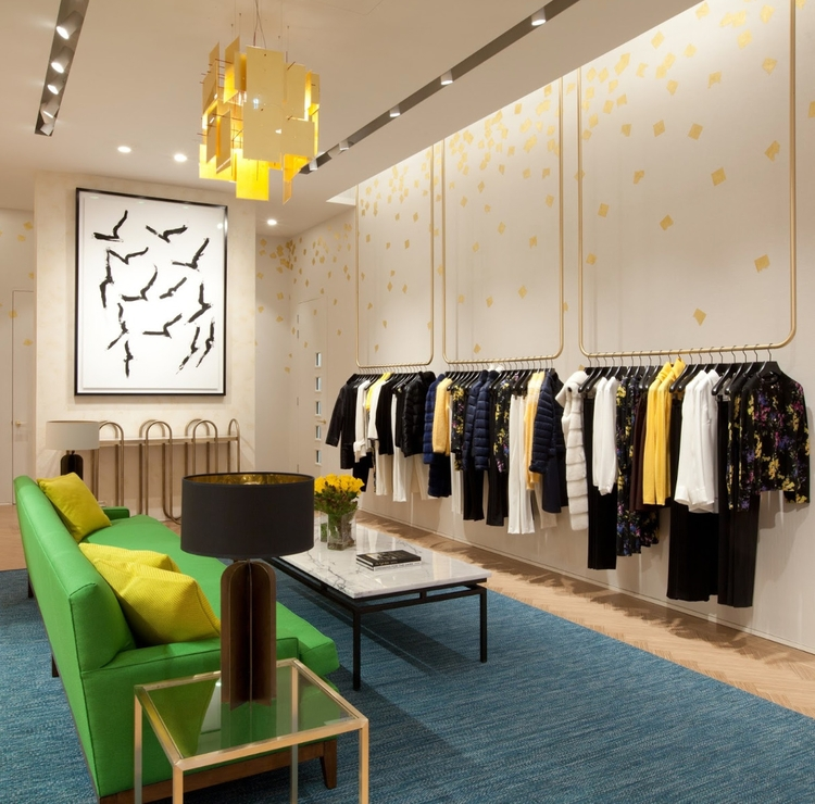 Escada opens London flagship Sl - hermitagluxury | ello